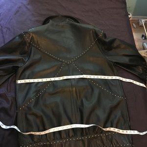 ec37c8e92 Gucci Jackets & Coats - 80s vintage authentic Gucci leather jacket RARE